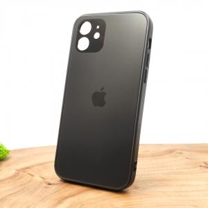 NEW Original HOCO Glass Case MATTE Iphone 12 Mini Gray