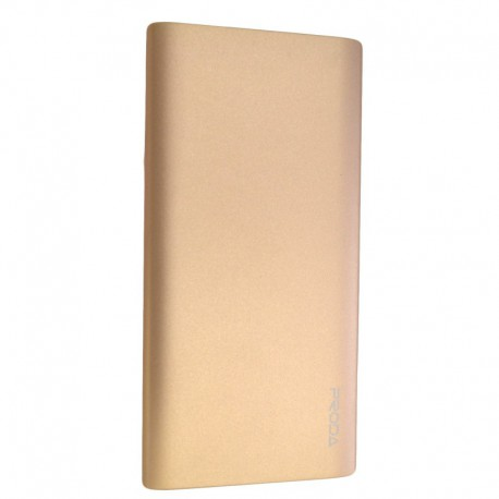 Power Bank PRODA PPP-13 slim 10000 mAh Gold (Золотой)