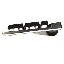 Проводная компьютерная клавиатура ZYG-800 с подсветкой