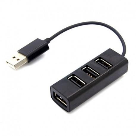 Хаб H10 USB 2.0 4-х портовый