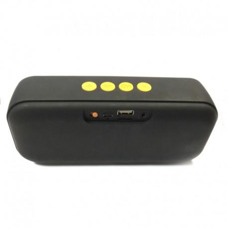 Колонка HOCO Beats HDY-555 Bluetooth Mp3 MicroSD USB Orange (Оранжевый)