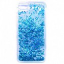Чехол Swim Sequins NEW iPhone 7G Blue (Синий)