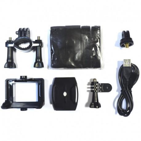 Экшн-камера Qrios SJ4000 1080p Full HD Sports
