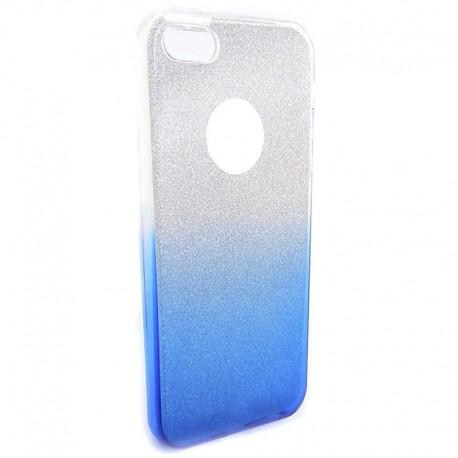 Чехол Vaja iPhone 5G/5S/5SE Blue/Silver (Синий/Серебряный)