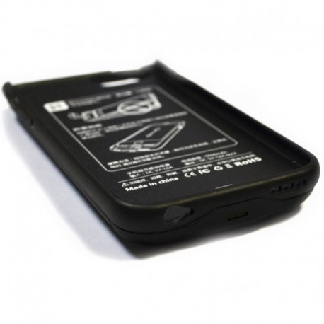 Power Bank чехол iPhone 6G/6S/7G 5500 mAh Black (Черный)