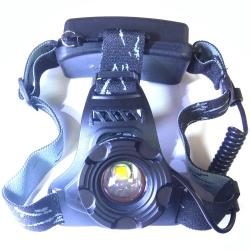 Налобный светодиодный фонарь Police BL-2199-2