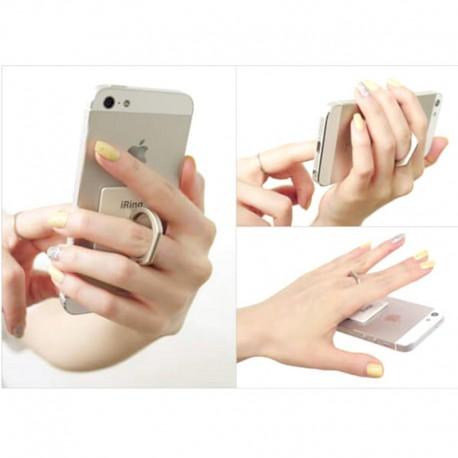 Кольцо-держатель (Ring Holder) Metal Samsung Silver (Серебряный)