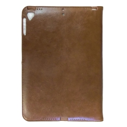 Чехол-книжка Original Leather Case iPad Air/Air 2/2017 Brown (Коричневый)
