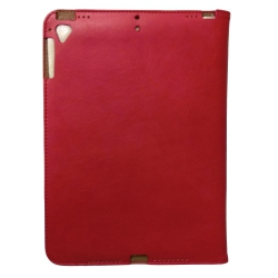 Чехол-книжка Original Leather Case iPad Air/Air 2/2017 Red (Красный)