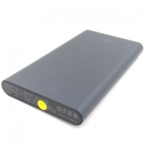 Power Bank Xiaomi 10000 mAh Grey (Серый)