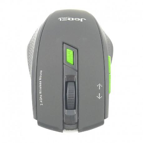 Беспроводная игровая оптическая мышь Jedel w400