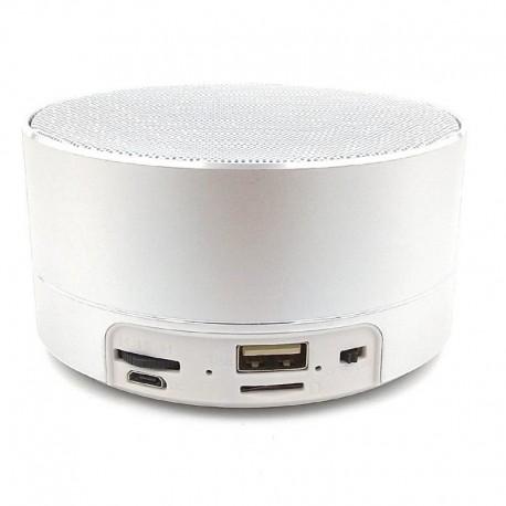 Bluetooth колонка HOCO Bo Speaker A11 Silver (Серебряный)