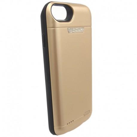 Чехол аккумулятор Power Bank HOCO CASE D709 для iPhone 6/7 5500 mAh Gold (Золотой)