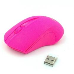 Мышь Jedel W120 Wireless Pink (Розовый)