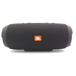 Портативная Bluetooth колонка JBL Charge 3 Black (Черный)