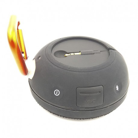 Портативная акустика JBL Clip 2 Black (Черный)