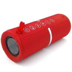 Портативная Bluetooth колонка RoyQueen M400 IPX4 Red (Красный)