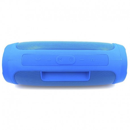 Портативная Bluetooth Колонка JBL Charge 4 + Power Bank Blue (Синий)