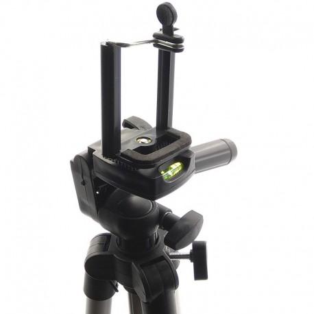 Телескопический штатив для смартфона и экшн камер 3110