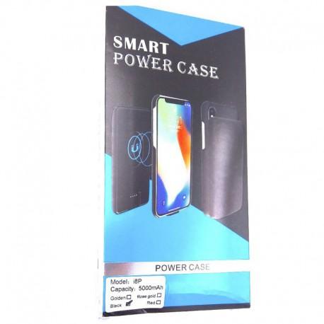 Чехол аккумулятор Power Bank HOCO CASE для iPhone 6 Plus/7 Plus/8 Plus 5000 mAh Black (Черный)