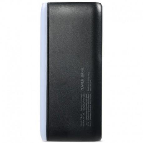 Power bank PRODA TIME19 LED-Police 12000 mAh Black (Черный)