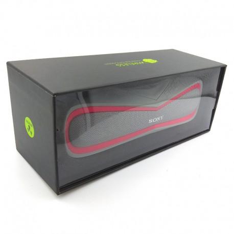Bluetooth стерео колонка Sony Sport Inoplan Grey/Pink
