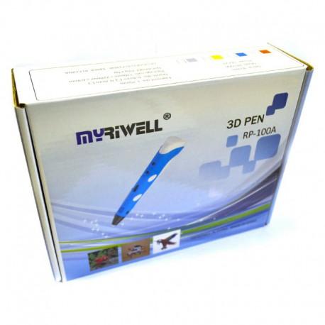 3D Ручка Myriwell RP-100A Gray (Серый)