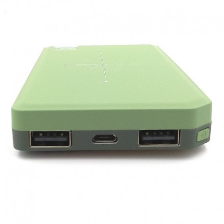 Power Bank Remax Proda PPP-33 10000 mAh Б/П ЗУ Green (Зеленый)