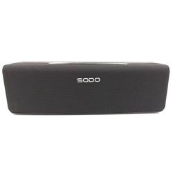 Беспроводная Bluetooth колонка SODO L2-LIFE Hi-Fi NFC Black (Черный)