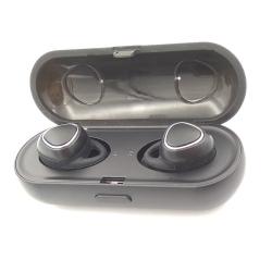 Стерео Bluetooth наушники Samsung Gear IconX 2 в 1 + Док-Станция Black (Черный)