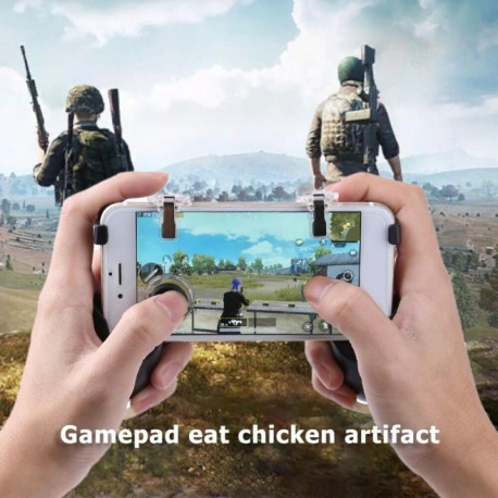 Джойстик Gamepad + триггеры для мобильного телефона 5 в 1 для Android/IOS 4.5-6.5