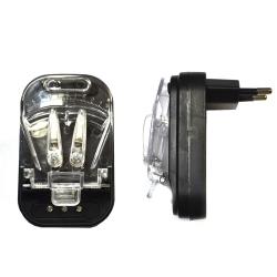 Универсальное зарядное устройство (лягушка) AWM 2.8-8.7V/250mAh