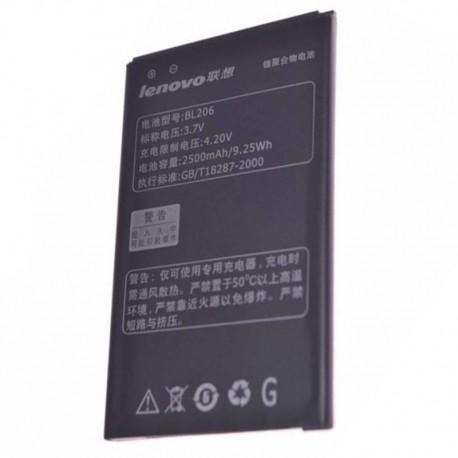 Аккумуляторная батарея для Lenovo A630/A600E BL206 2500 mAh
