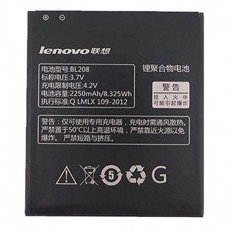 Аккумуляторная батарея для Lenovo S920 BL208 2250 mAh