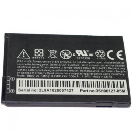 Аккумуляторная батарея для HTC T8686/A6388/A6363/A3333 BB00100 1300 mAh