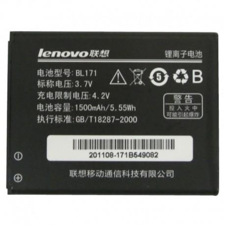 Аккумуляторная батарея для Lenovo A319/A50/A60 BL171 1500 mAh