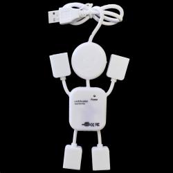Хаб USB 2.0 Man (4 порта)