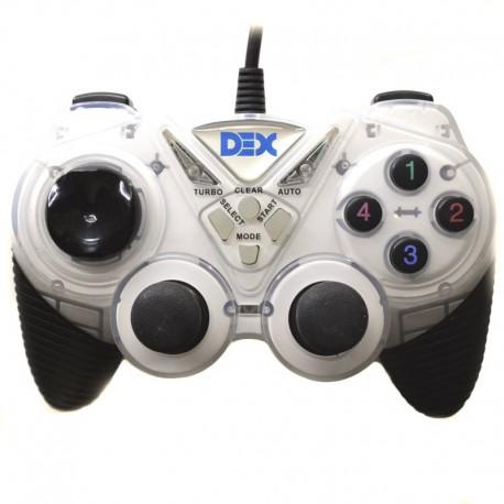 Джойстик DEX PC-872S USB 2.0