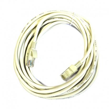 Сетевой кабель (витая пара) 10 м