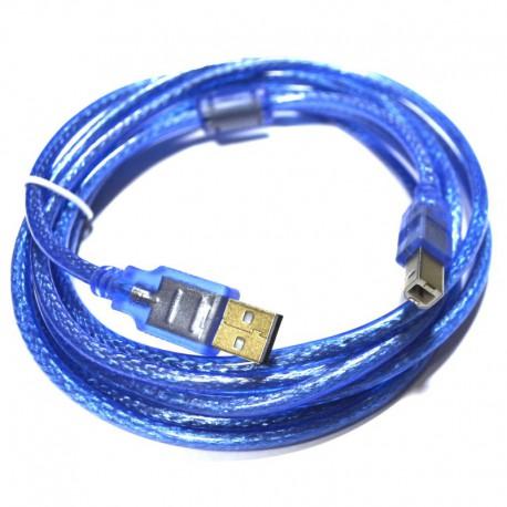 USB Кабель для принтера 3 м