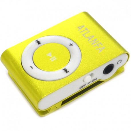 Плеер Atlanfa Yellow (Желтый)