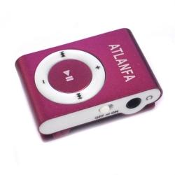 Плеер Атланфа Pink (Розовый)