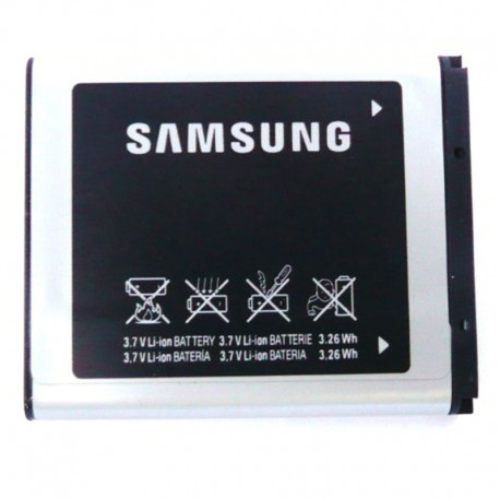 Аккумуляторная батарея для Samsung E200 AB483640DC 800 mAh