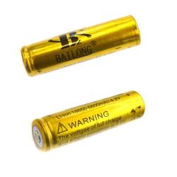 Перезаряжаемая батарейка BAILONG 18650 3.7V 6800 mAh