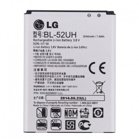 Аккумуляторная батарея для LG D280/D320/H422 BL-52UH 2040 mAh