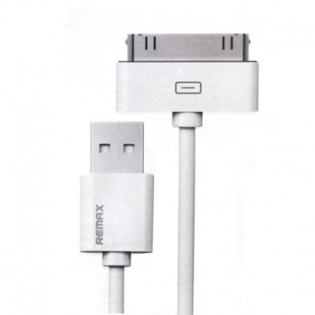 Кабель Remax USB - iPhone 4G 1 м