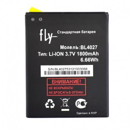 Аккумуляторная батарея для Fly IQ4410 BL4027 1800 mAh