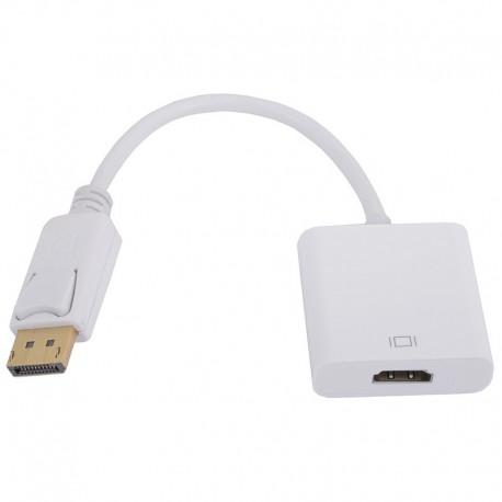 Переходник DisplayPort - HDMI 0.1 м