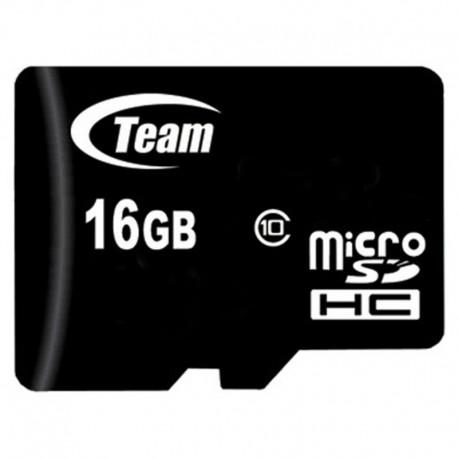 Карта памяти Team micro SD 16 Gb 10 Class