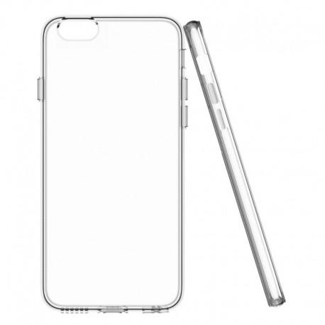 Силиконовый ультратонкий чехол Remax iPhone 6G/6S White (Белый)
